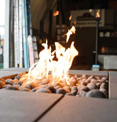 mainland fireplaces home contractors card
