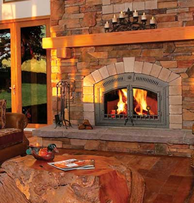 mainland fireplaces home services card