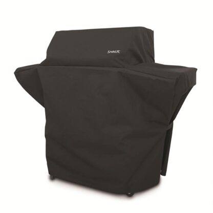 saber 500 grill cover cart model